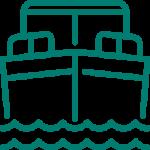 حمل و نقل دریایی گچ سمنان حمل و نقل دریایی بین المللی گچ سمنان تعرفه حمل و نقل دریایی گچ و سنگ گچ