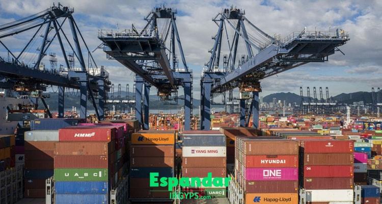 صادرات گچ به چین