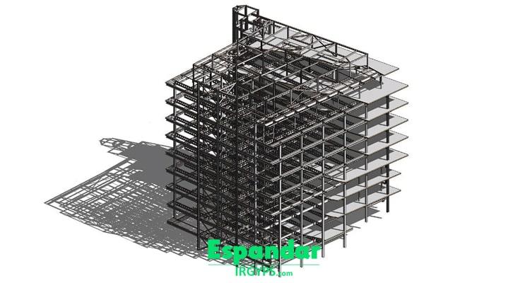 آهن ساختمانی
